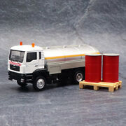 Tiny 80m Hong Kong Man Oil Tranker Truck 1/64 Diecast Car Collection Mth006