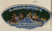 Boy Scout Inland Northwest Council Lewis And Clark Expedition Csp