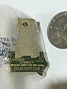 Maryland Delaware District Columbia Md22 Hobbs Chimney First Home Lions Club Pin