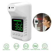 Automatic Wall Mounted Forhead Infrared Thermometer Non-contact Shcool Office