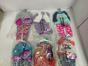 My Life As Girls Clothing Sets Lot Of 6  New With Original Tags And Hangers