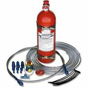 Stroud Safety 9352 10lb. Fe-36 Fire Suppression System New