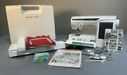 Husqvarna Viking Designer Se Sewing Machine Serviced--sewing Well--embroidery