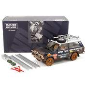 Ar 118 Land Rover Range Rover British Trans-americas Expedition Car Model Dirty