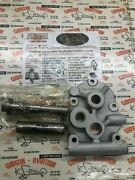 Lycoming 541 13026 Cover 76964 76824 Oil Pump Idler Drive Shaft