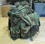 New Us Army Combat Patrol Pack Backpack Woodland Camouflage 8465-01-287-8128