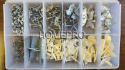 Ford Door Body Exterior Side Moulding Fasteners Clips 156pc Free Shipping