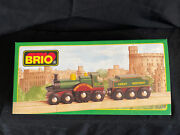 33430 Brio Wooden Lord Of The Isles Train Of The World Series Thomas New