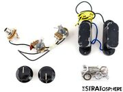 Fender Squier Classic Vibe 60s Mustang Bass Pickup Pots Knobs Alnico Split-coil