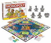 Monopoly Scooby-doo 50th Anniversary Collectorand039s Edition Board Game