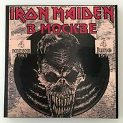Iron Maiden - Moscow 1993 - 2 Lp On Color Vinyl