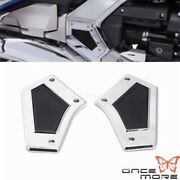 Motorcycle Accessories Swingarm Pivot Covers For Honda Goldwing Gl1800 2018-2020