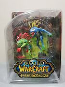 World Of Warcraft Fish-eye And Gibbergill Murloc 2-pack Dc Unlimited Series 4 New
