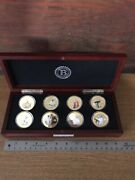Bradford Exchange Pope Francis Jubilee Of Mercy Coin Set In Wooden Box