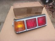 1978 1979 1980 Plymouth Sapporo Nos Mitsubishi Left Tail Lamp Assembly
