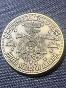 Congressional Medal Of Honor Original Challenge Coin Rate
