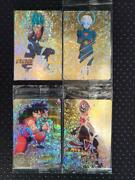 Dragon Ball Heroes Trading Cards Set Collectible Original Free Shipping From Jpn
