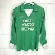 Adidas Vintage St Etienne Ventex France Football Soccer Shirt Jersey Top Tricot