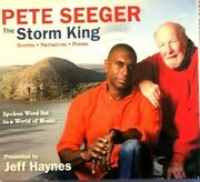 The Storm King, Stories, Narrative, Poems - Pete Seeger/ Jeff Haynes, 2 Cds