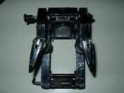 Mercury Mariner Nissan Tohatsu 5 Hp Outboard Mid Section With Transom Bracket