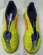 Adidas Menandacutes Shoes Formotion F50 Adizero Yellow Running Indoor Soccer Size 6 W1