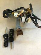 1999 Toyota 4runner Factory Ignition Switch,2 Fobs,2 Keys,buy-now-great Deal