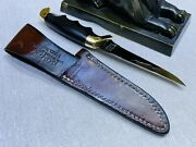 Vintage Knife- Kershaw- Field And Stream Model 1029-rare-rare-nos- Vintage Hunting