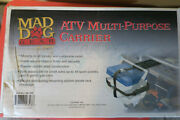 Atv Multi Purpose Carrier Cooler And 5gal.gas Can Rack Tubular And Composite Rack