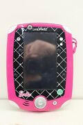 Barbie Edition Leap Pad2 With Case And Charger And 1 Game In Picture