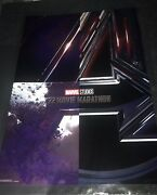 El Capitan Theater Avengers Endgame Poster Exclusive Promo Swag Marvel End Game