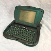 Emate300 Made By Apple Newton 1998 Genuine Note Pc Original Free Shipping Japan