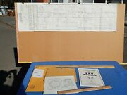1961 Chicago Coin Pro Bowler Shuffle Alley Service Schematic And Set-up Instructs