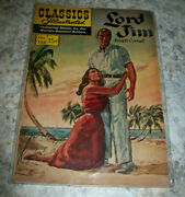 Estate Find Lot Of 10 Classics Illustrated Comics 40and039s To 60and039s