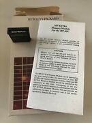 Hp Quad Memory Module Hp82170a For Hp41 Series Calculators In Box With Manual