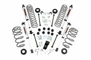 Rough Country 3.25 V2 Lift Kit For 1997-2002 Jeep Wrangler Tj 6cyl - 64270