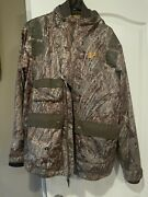 Under Armour Skysweeper Insulated Parka With Hood Duck Blind Camo Size L