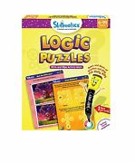 Educational Game Logic Puzzles 6-99 Years Fun Family Game - Free Shipping
