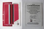 Super Collection 14x 1/1 Letter/nameplates Panini Prime Sp Game Used Itg Motown