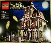 Lego Monster Fighters Haunted House 10228 New Retired Set