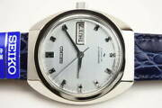 Seikomatic P Manual 5106-7010 Day/date Vintage Menand039s 1969 Wl26026