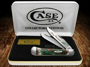 Case Xx Trapper Knife Merry Christmas Corelon 1 1/500 Stainless Pocket Knives