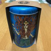 Starbucks Canister Tin Anniversary 2017 Kitchen Interior Collection Limited New