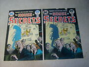 House Of Secrets 118 Cover Art Original Approval Cover Proof And Painting 70's