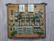 1x Board Soviet Military Ic Rare Vintage Ceramic Cpu For Gold Scrap Recovery Q