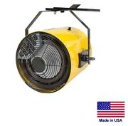 Electric Heater - Commercial - 15 Kw - 480 Volt - 3 Phase - 51195 Btu - Mounted