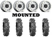 Kit 4 Bkt At 171 Tires 30x9-14 On Method 401 Beadlock Machined Wheels Can