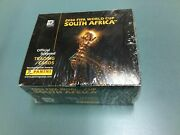 2010 Panini Fifa World Cup South Africa Soccer Factory Sealed Box W/ 36 Packs