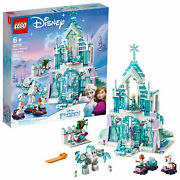 Lego Elsaand039s Magical Ice Palace Disney Princess 43172 New In The Box.....