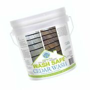 Wash Safe Industries Cedar Wash Eco-safe And Organic Wood Cleaner 10 Lb. Con...