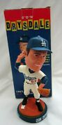7 Don Drysdale Cy Young Award Ceramic Bobble Head-brand Newdodgers Hof Goat